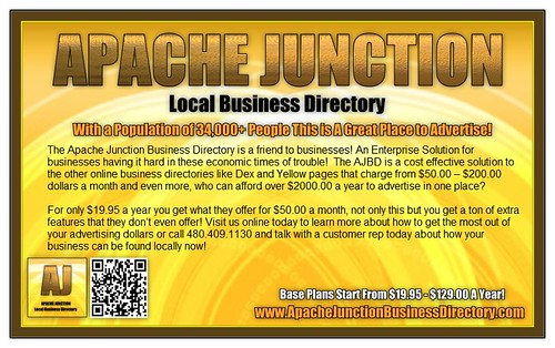 apache junction business directory