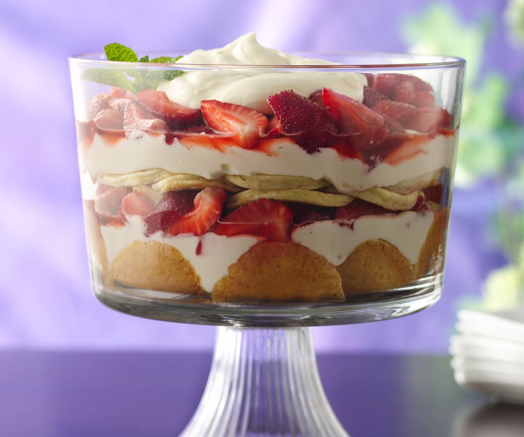 Sweet Breakfast Trifle Recipe