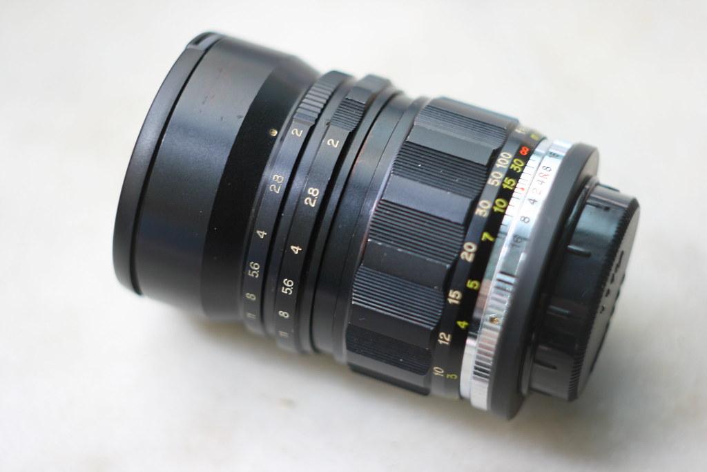 helios-44m-5 F2 全開TEST