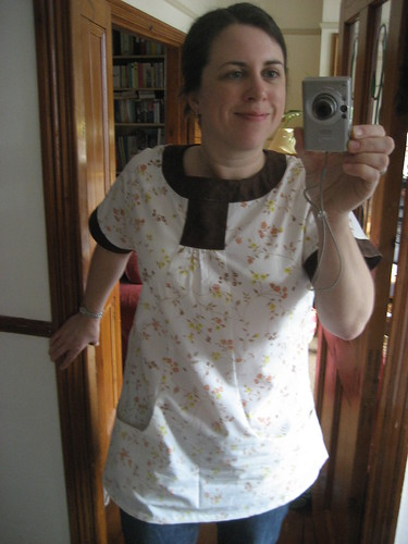Lisette Portfolio tunic top