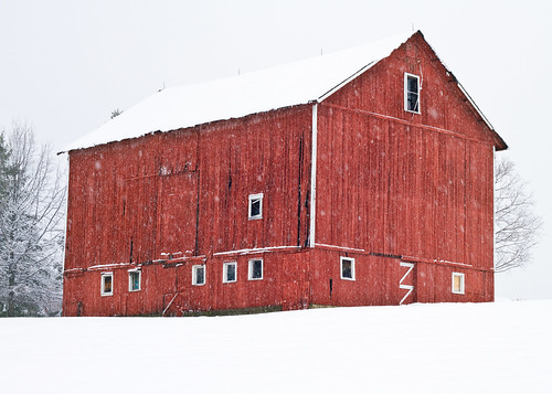 Bath Road Barn