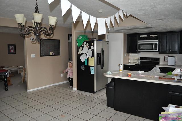 Kitchen before b