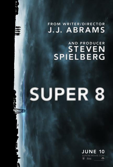 110312(2) - 今年暑假的科幻災難片《Super 8》公開正式版預告片、正式版海報!