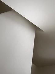lucio fontana wannabe (schromann) Tags: abstract architecture interior cologne köln plaster stairwell fontana lucio putz treppenhaus sürth heiermann dragondaggerphoto schroeer 20101010s80