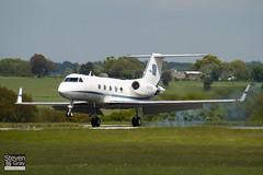 N711EG - 349 - Private - Gulfstream III - Luton - 100517 - Steven Gray - IMG_1985
