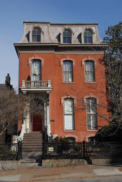 Ida Schoolcraft House