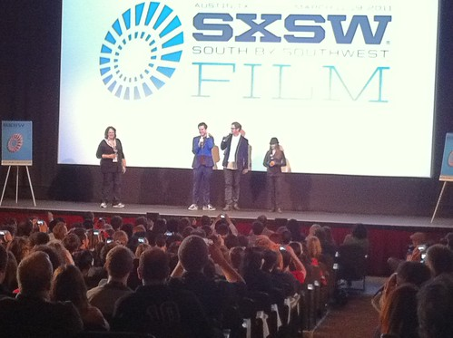 Q&A for Super at Paramount, James Gunn, Rain Wilson, Ellen Page