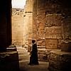 Le promeneur de l'hypostyle (Christine Lebrasseur) Tags: travel portrait people brown man france art 6x6 architecture canon action body egypt walker karnak luxor eg 500x500 upperegypt ltytrx5 allrightsreservedchristinelebrasseur selectbestexcellence sbfmasterpiece