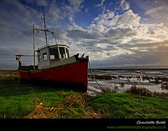Old Fishing Boat (Charlotte Brett Photography) Tags:
