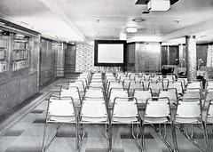 Third Class Cinema (Photo Nut 2011) Tags: cinema book ship queenmary oceanliner
