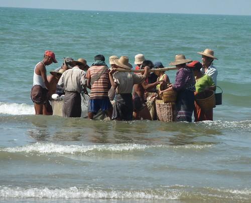 Ngwe Saung-Pecheurs (3)