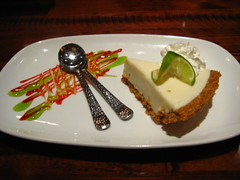 Key Lime Pie at Longhorn