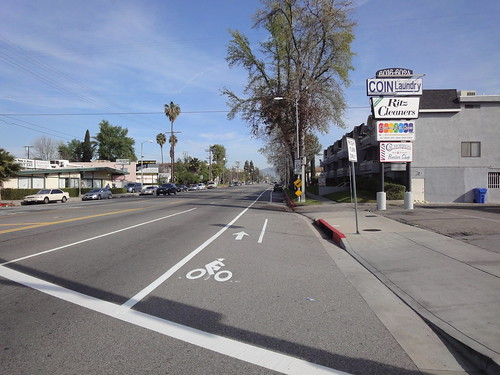 Woodman Bike Lane