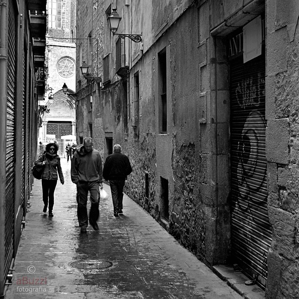 pels carrers del gòtic