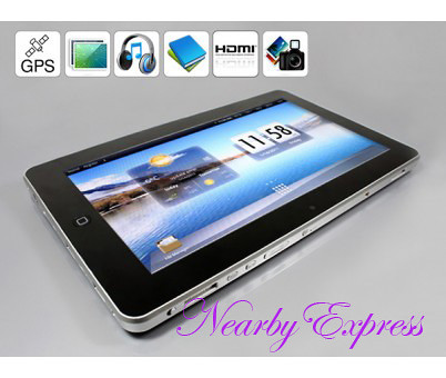Google Android Tablet 10 Inch Touch Screen on NearbyExpress.com