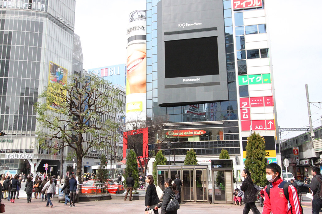 Report on Shibuya-March 11th, 2011 (8)
