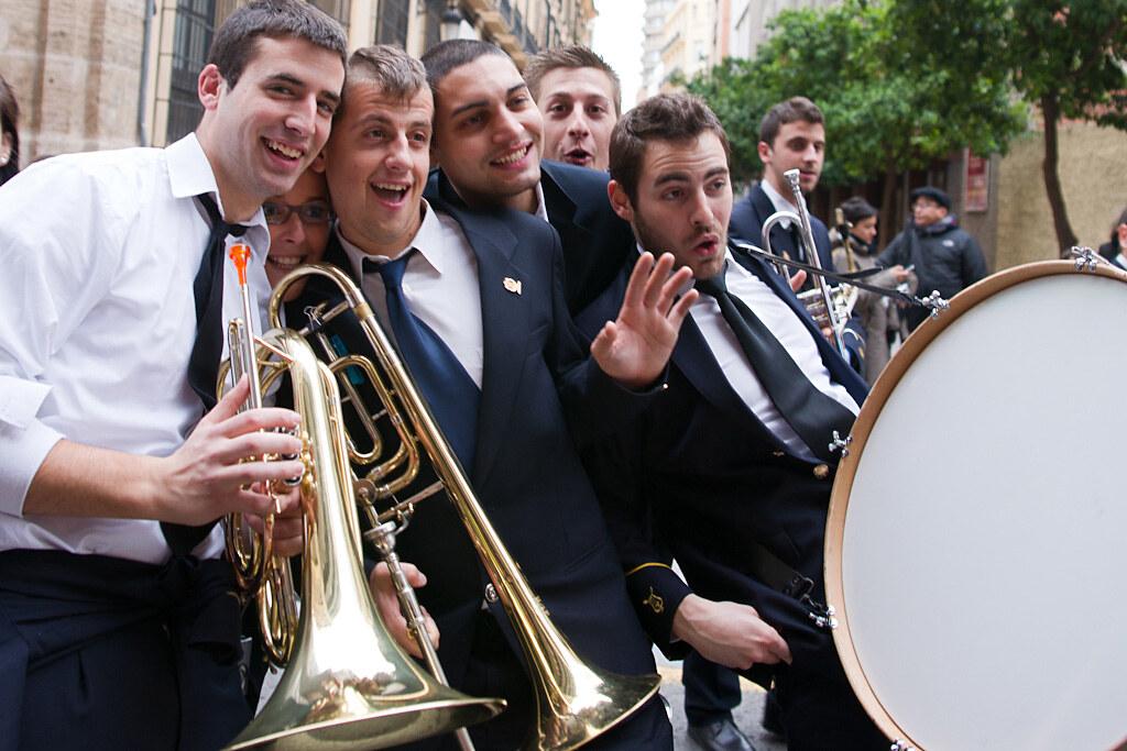 Fallera Procession - 15