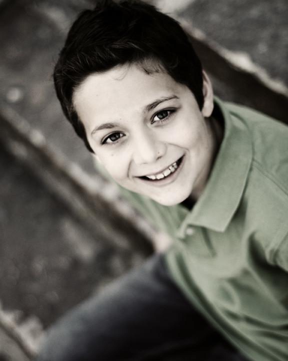 caleb, 10