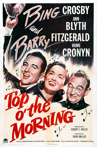 Bing Crosby, Ann Blyth and Barry Fitzgerald by Vintage-Stars