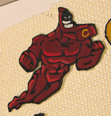 Crimson Chin Cookie