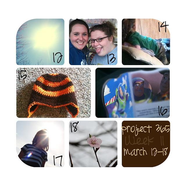 Week 11 march12-18