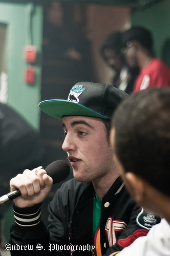 Mac Miller Interview on The Come Up Show
