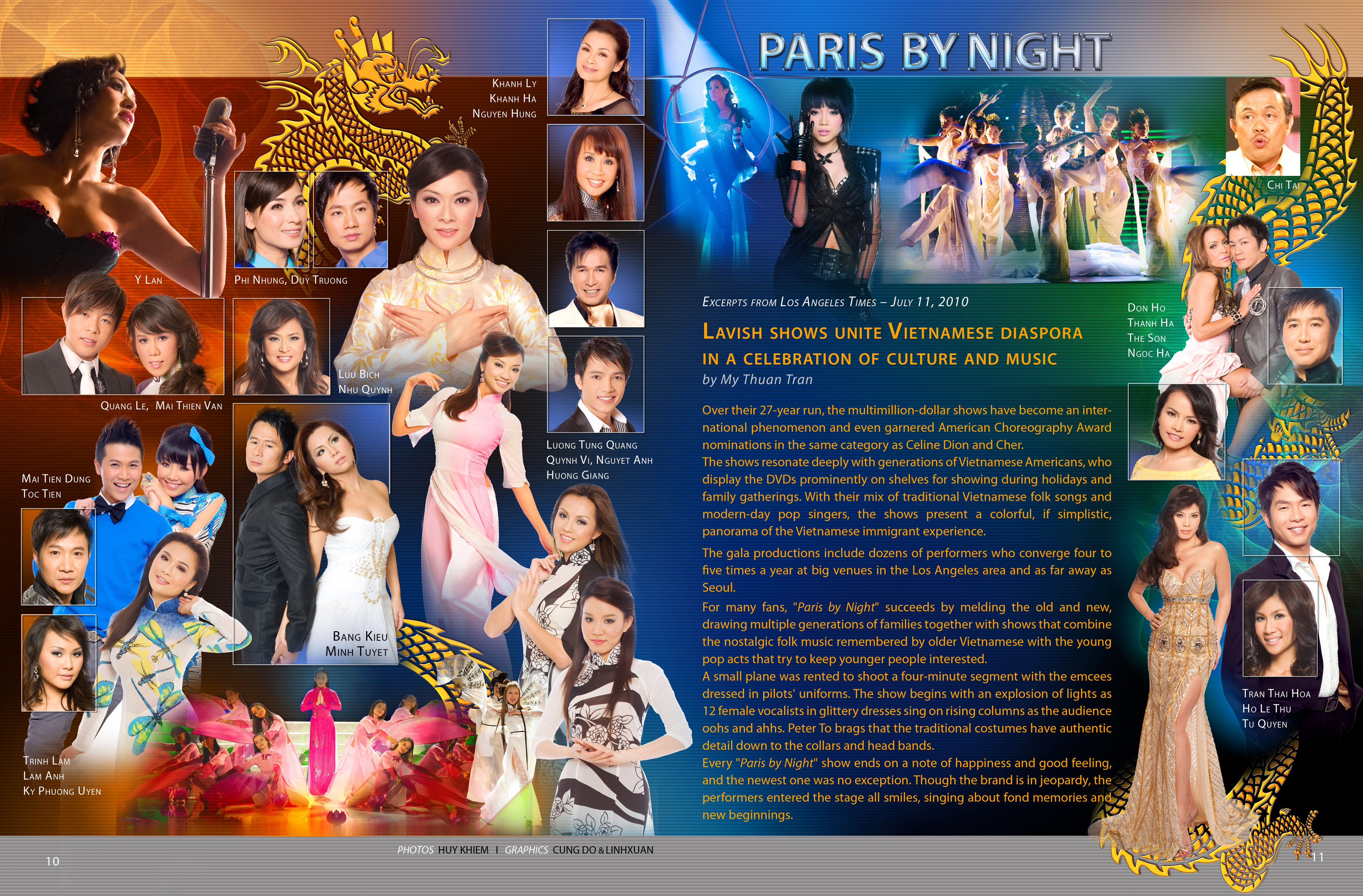 Thuy Nga Paris By Night 93 - Celebrity Dancing - 2 DVDs ...