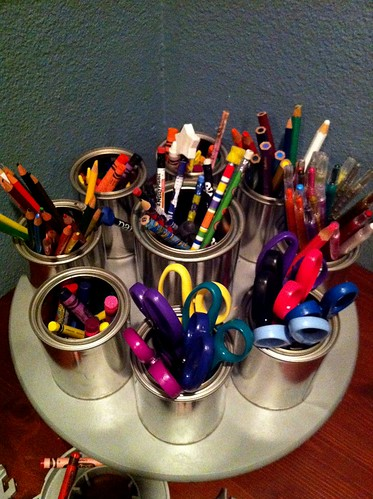 Angry Kid's Craft Caddy