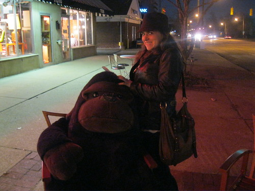 Me and My Ape