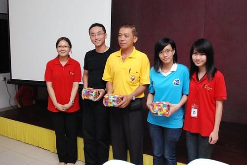 光华日报飞跃之友主办,槟城佛义校友会协办: 升学辅导讲座会