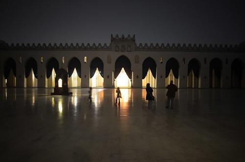 مسجد الحاكم بأمر الله El-hakem Mosq by أحمد عبد الفتاح Ahmed Abd El-fatah