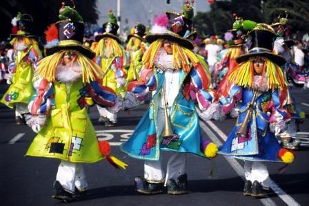 Cut-price 'Carnaval' in Tenerife!