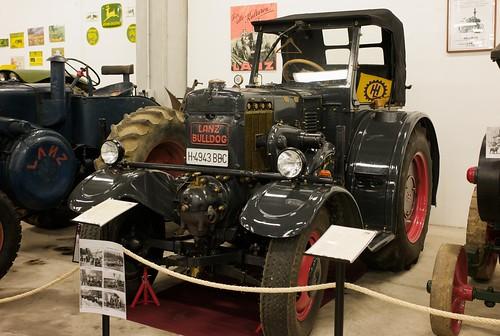 L9771585 - Museu del Tractor d'Epoca. Lanz Bulldog Tourer