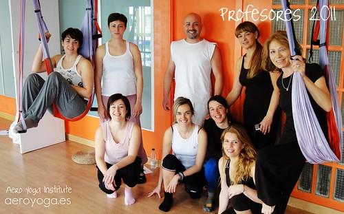 Pilates Aéreo:Formación Profesores, Madrid