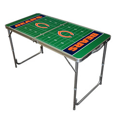 Chicago Bears TailGate Table