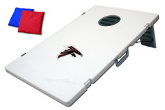 Atlanta Falcons TailGate Toss 2.0 Plastic Cornhole Boards
