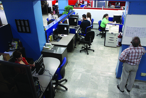 El Imparcial newsroom, Hermosillo