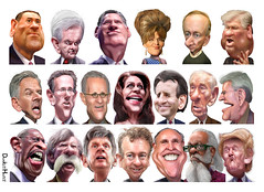 2012 Republican Presidential Candidates - Upda...