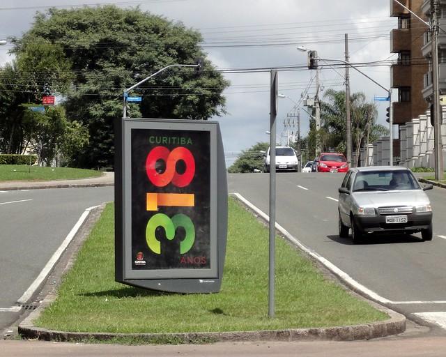 318 anos Curitiba