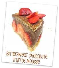Bittersweet Chocolate Truffle Mousse