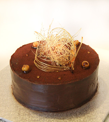 Chocolate Butterscotch Cake-14