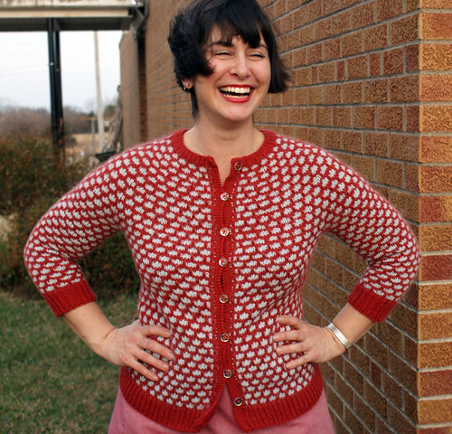 Sally Cardigan on Craftzine.com