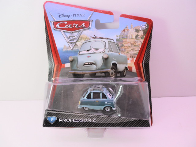 disney cars 2 professor z (2)