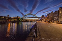 Newcastle Quayside uk (saleem shahid) Tags: