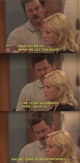 Leslie Knope (fannie.bowater) Tags: funny quotes message sayings signs