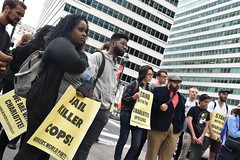 Philly Solidarity with #CharlotteUprising (joepiette2) Tags: stopkillingblackpeople charlotteuprising protests demonstrations bankofamerica