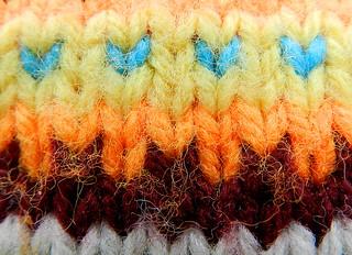 Stitches in a Row -- in explore