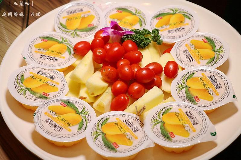 五葉松庭園餐廳樹林美食100