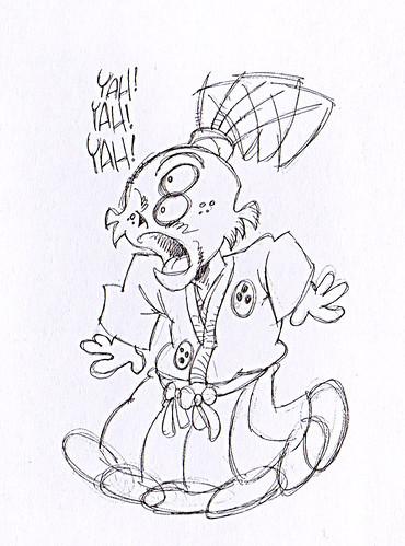 Usagi Yojimbo: Yokai [Hardcover] //  Usagi Yokai (( 2009 ))
