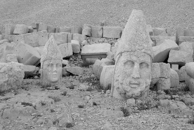 Mt. Nemrut Heads